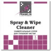 Spray and Wipe